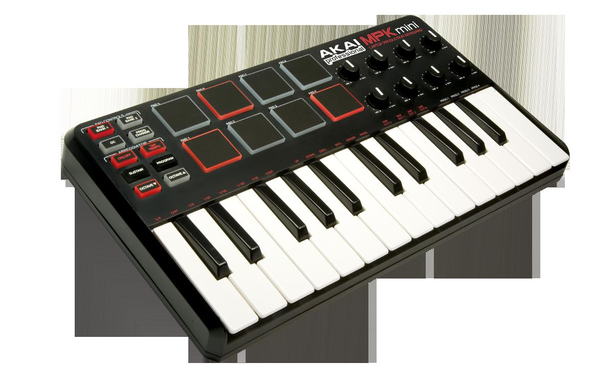 akai mpk mini usb controller packs keys pads knobs into 13 one pound cdm create digital music. Black Bedroom Furniture Sets. Home Design Ideas