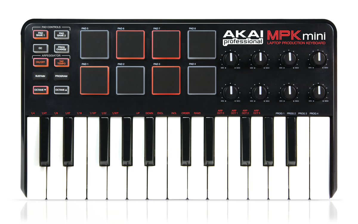 Akai Pro Software Download : akai mpk mini usb controller packs keys pads knobs into 13 one pound cdm create digital music ~ Hamham.info Haus und Dekorationen