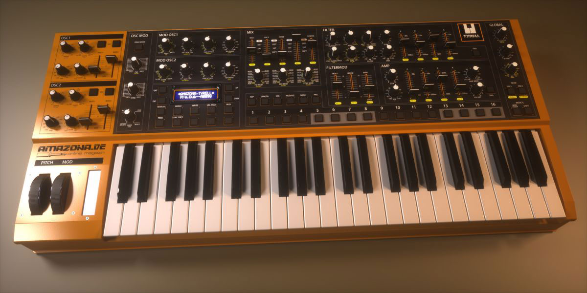 Virtual Synths: Modeling Gear, as Imagined by Communities