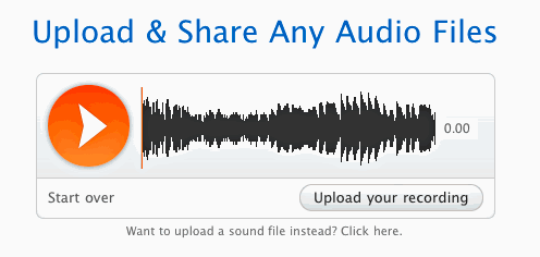 Social Recording: SoundCloud Adds iOS, Web Record Buttons
