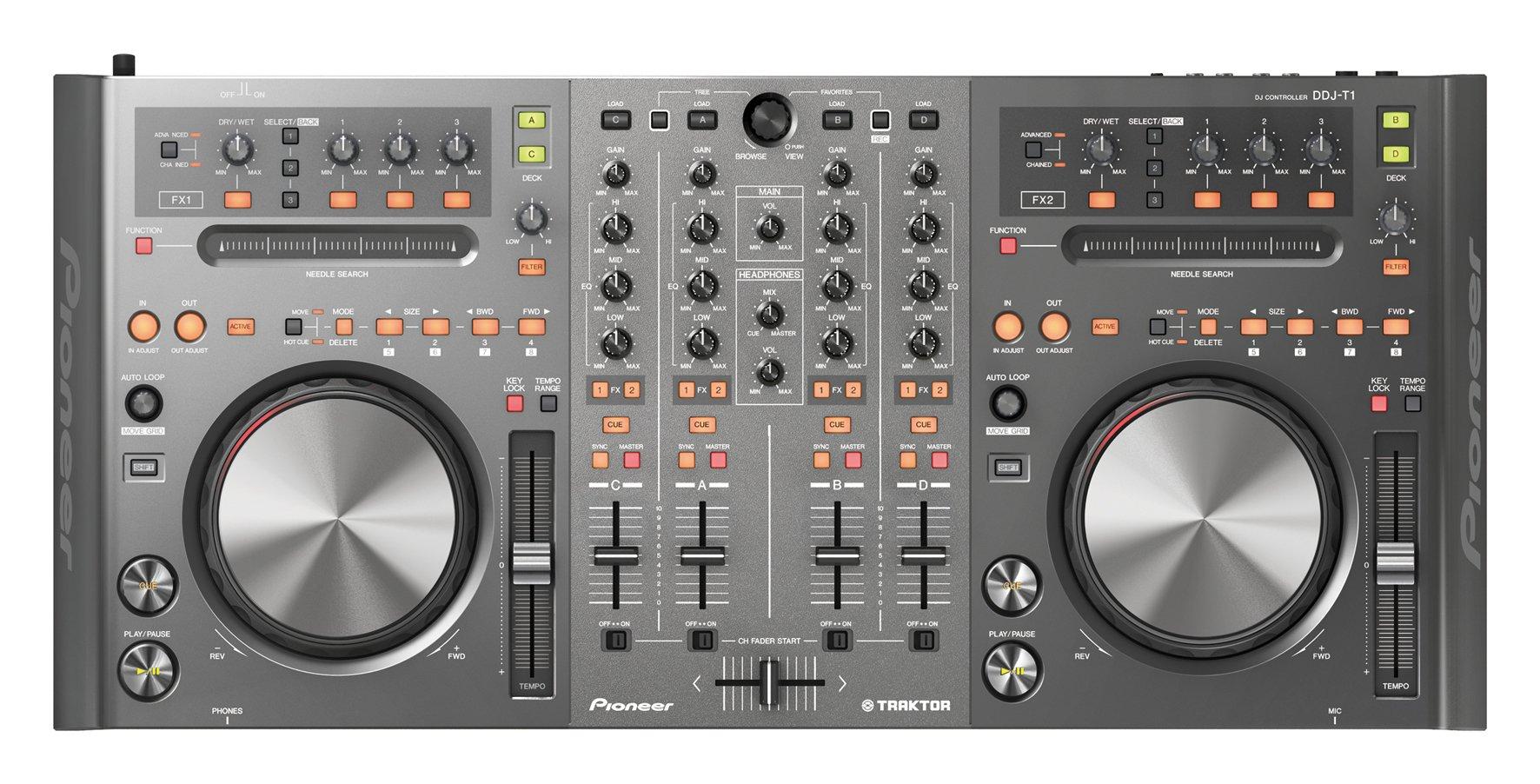 Virtual DJ Controllers: New Hardware for Serato, Traktor