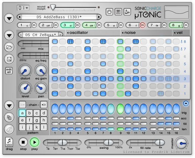 new microtonic 3 drum machine synth bitspeek effect cdm create digital music. Black Bedroom Furniture Sets. Home Design Ideas