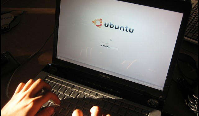 ubuntutyping