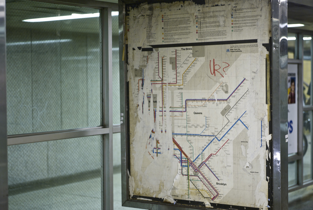 Music Made with NYC Subway Schedules