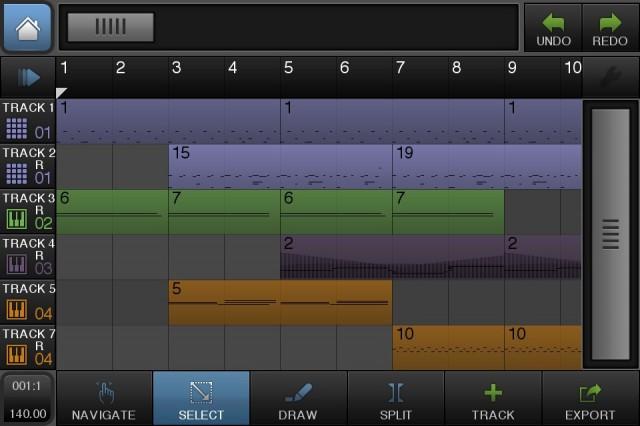 beatmaker2 2 640x426 O estúdio em suas mãos: Beatmaker 2
