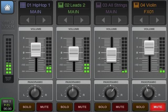 beatmaker2 4 640x426 O estúdio em suas mãos: Beatmaker 2