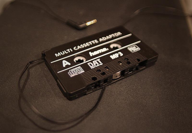MP3 pour CPC 464 & Commodore 64   Cassetteadapter