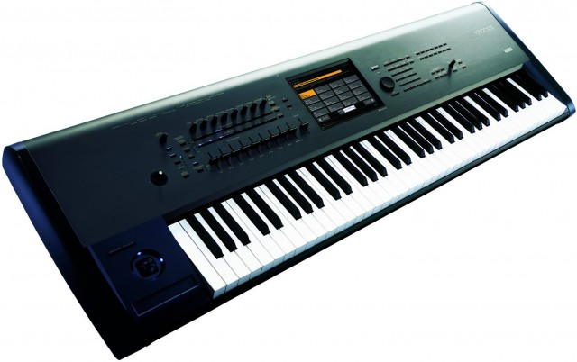 Nine Keyboards in One: Extensive Q+A, Gallery for KORG on Kronos
