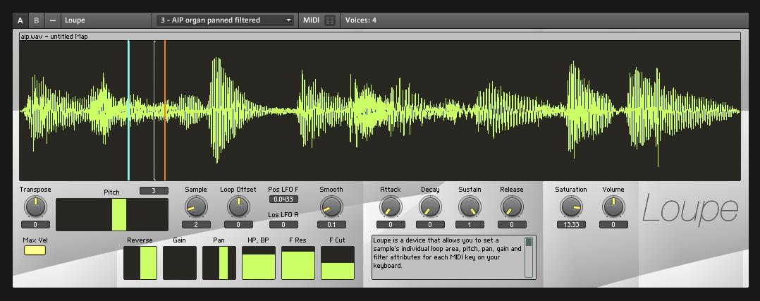 Reaktor Sampler Pack Gives you Granular Power Over Sound