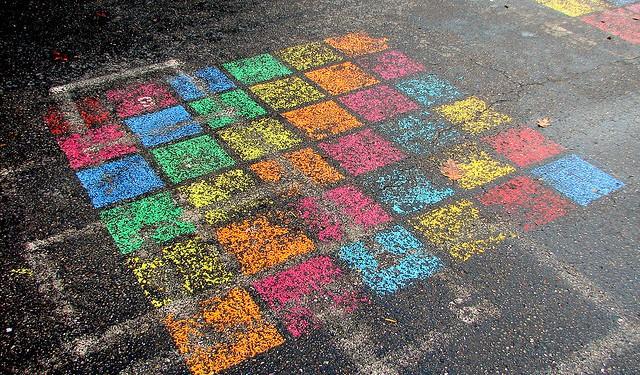 chalkpattern