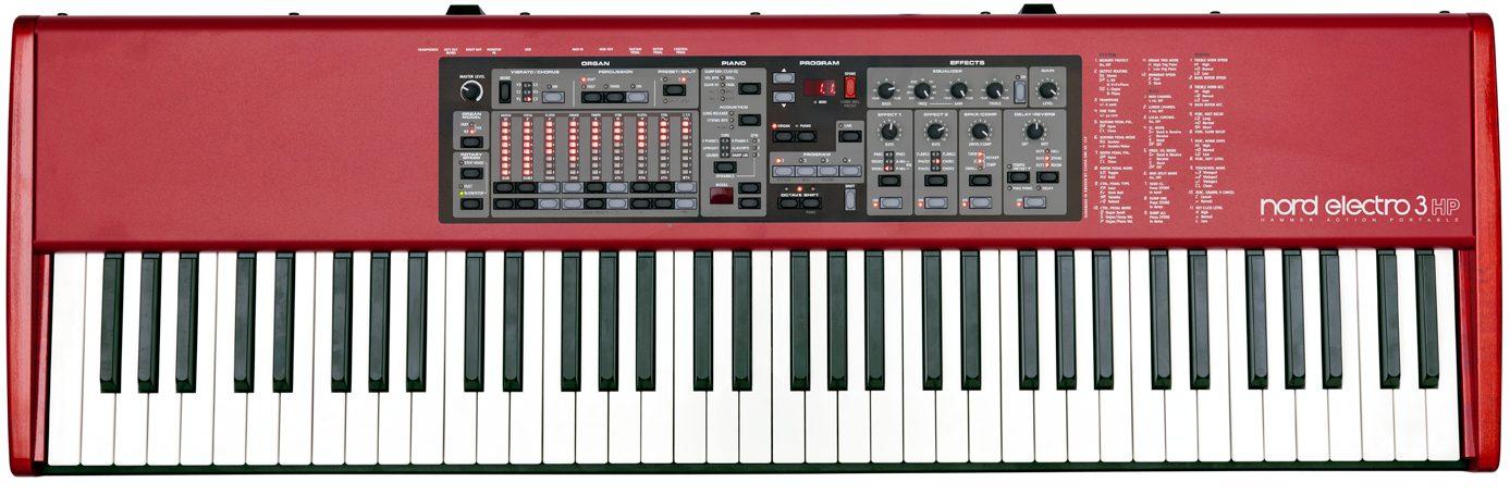Yamaha Red Piano