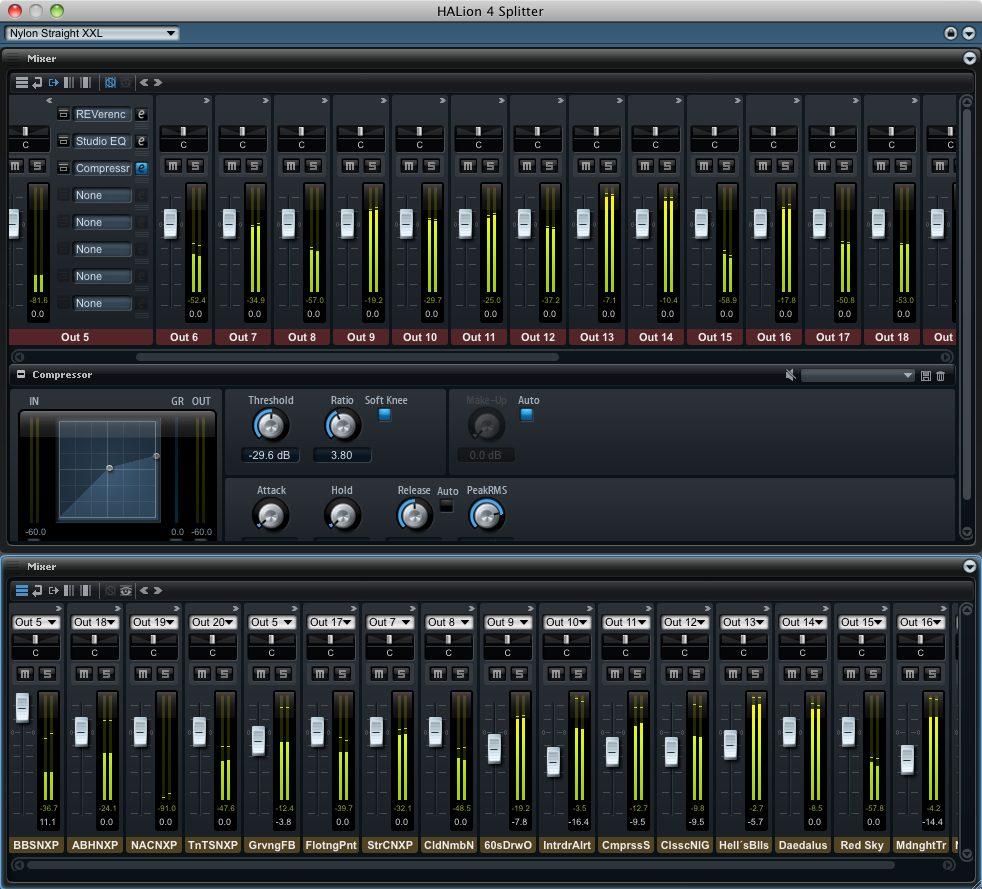 halion 4 steinberg 39 s sampler synth soft workstation gets deeper cdm create digital music. Black Bedroom Furniture Sets. Home Design Ideas