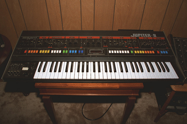 First Look at Roland Jupiter-80, Images, and Reflections on