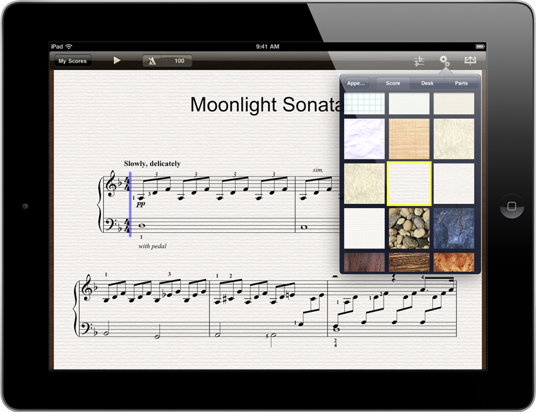 Not Quite Sibelius for iPad, but Avid Scorch Could Become an