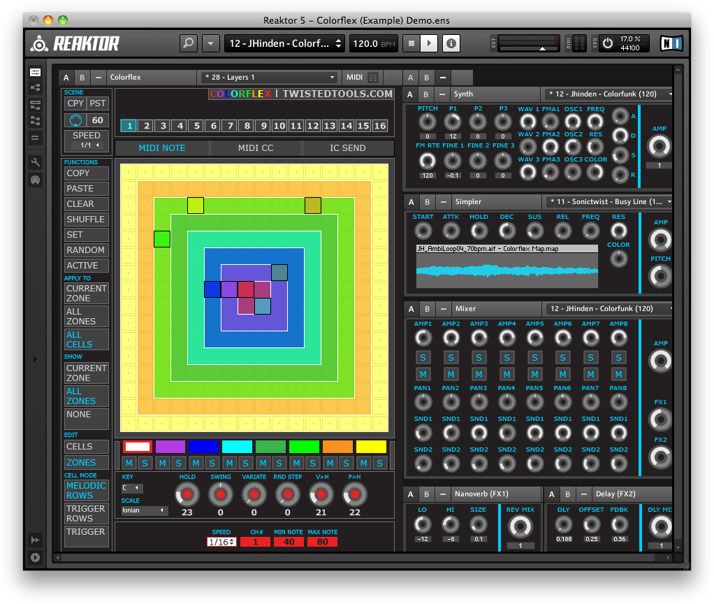 Crafting New Twisted Tools: A Chat with Reaktor Patchers