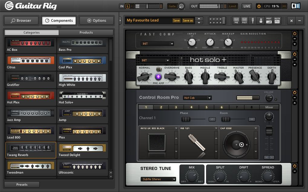 how to use a guitar digital interface ableton