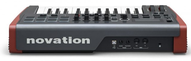 Novation's New MIDI Keyboards: Automap, Aftertouch ...