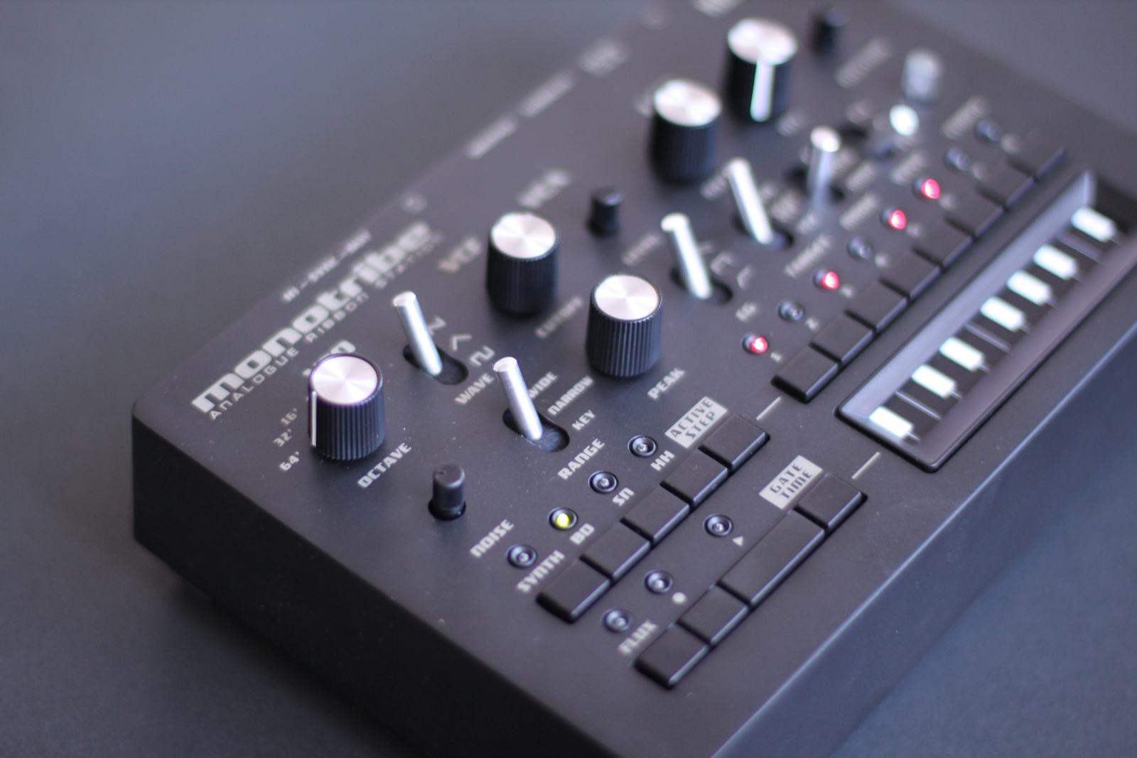 Korg Releases Monotribe Drum Schematics Mod And Breadboard Away Musical Circuits Free Electronic Circuit Links Resources Thoughts Cdm Create Digital Music