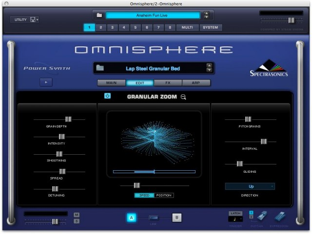 Omnisphere Review for Keyboard: Amidst Gigs of Sounds, Real
