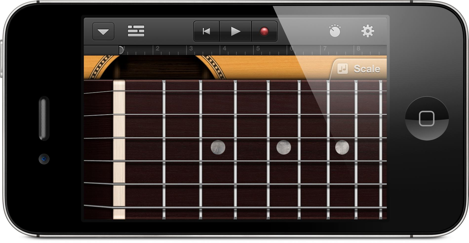 handheld garageband apple 39 s mobile music maker on iphone ipod touch cdm create digital music. Black Bedroom Furniture Sets. Home Design Ideas