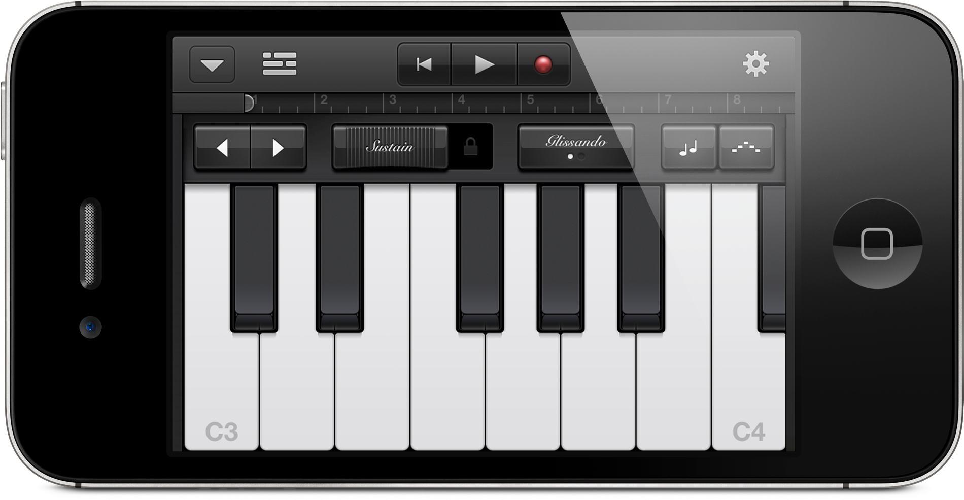 handheld garageband apple 39 s mobile music maker on iphone ipod touch cdm createdigitalmusic. Black Bedroom Furniture Sets. Home Design Ideas