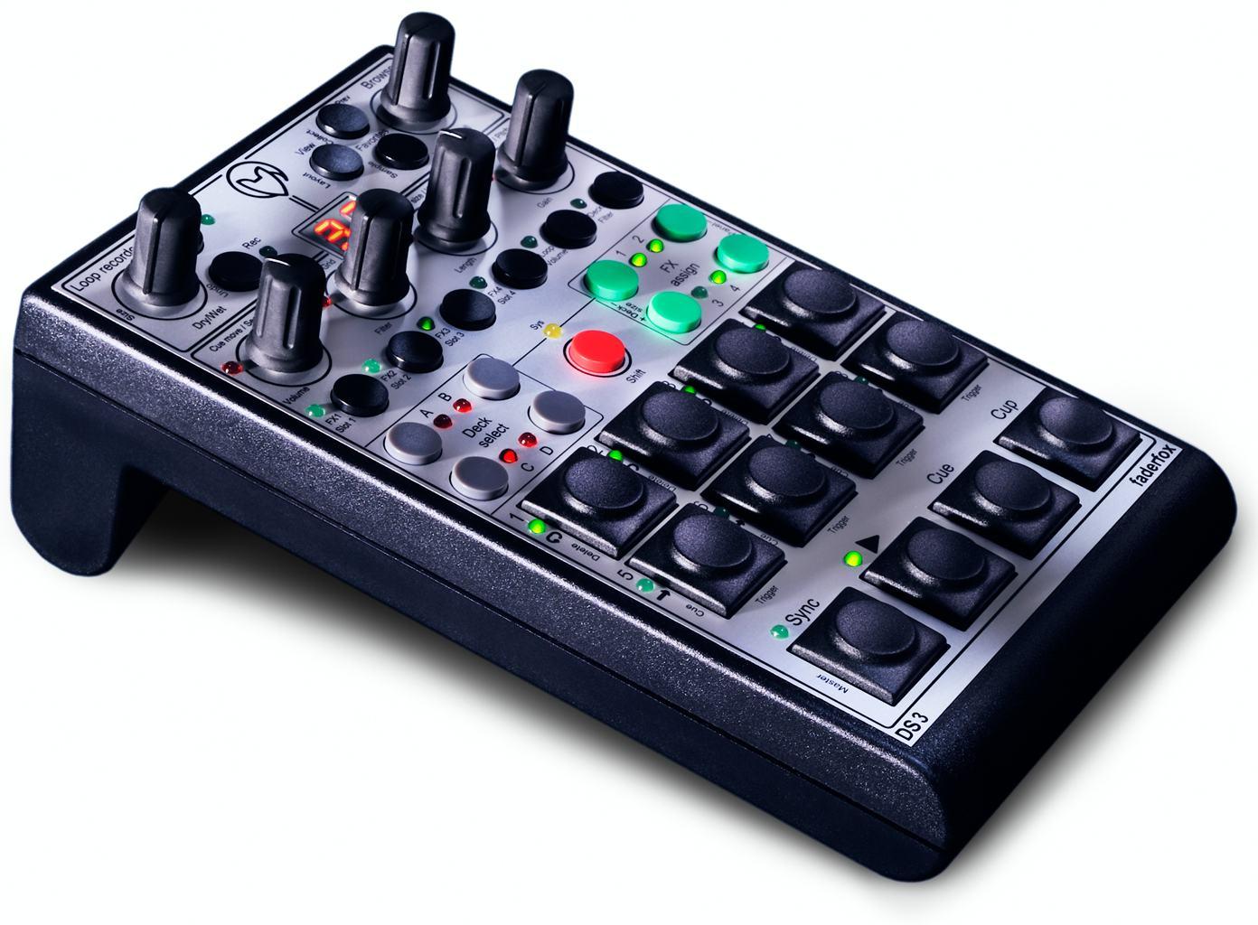 Faderfox Controlador Micromodul LX2