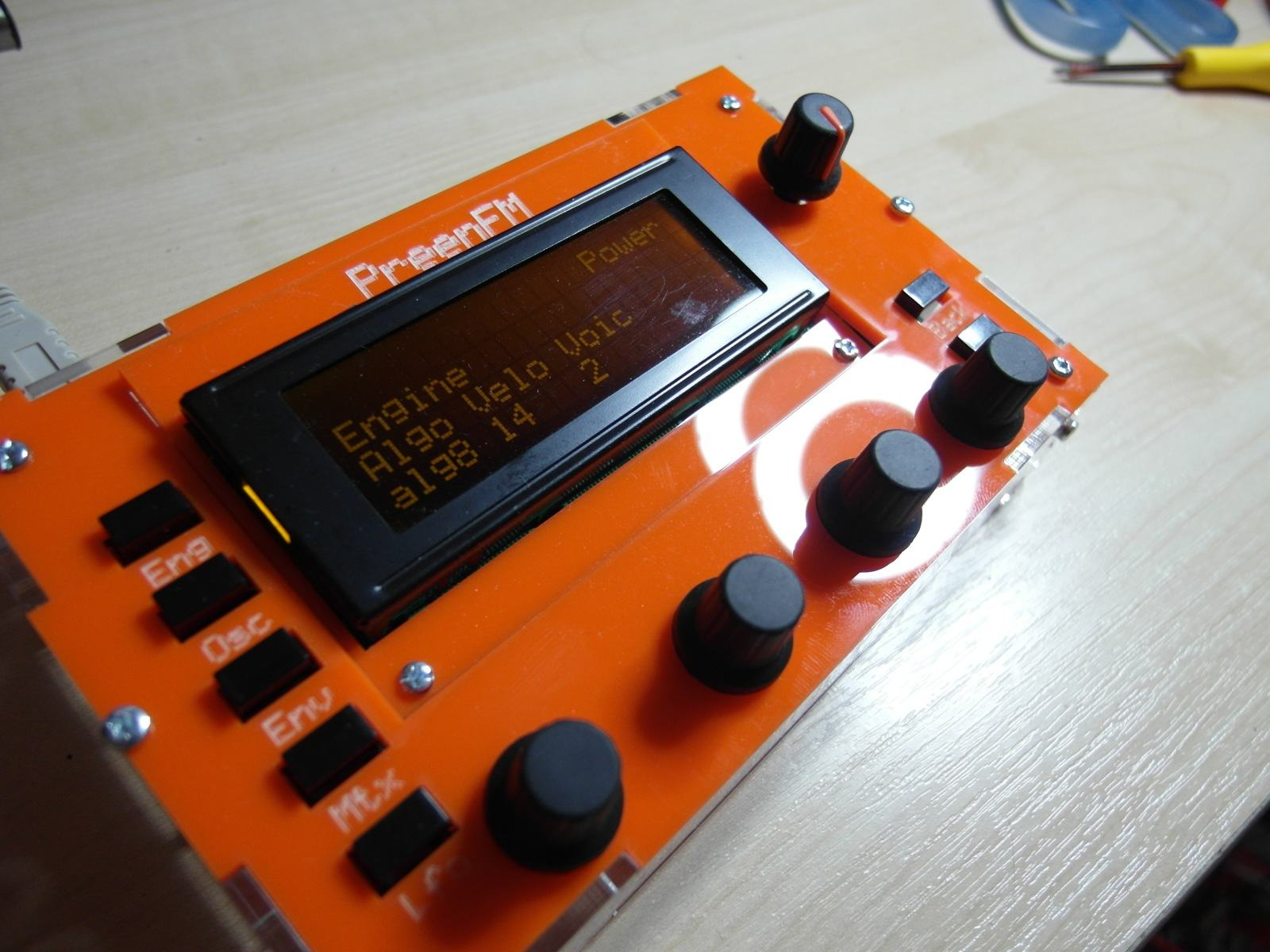 PreenFM, Open Source Hardware Synth: Behind the Scenes with the