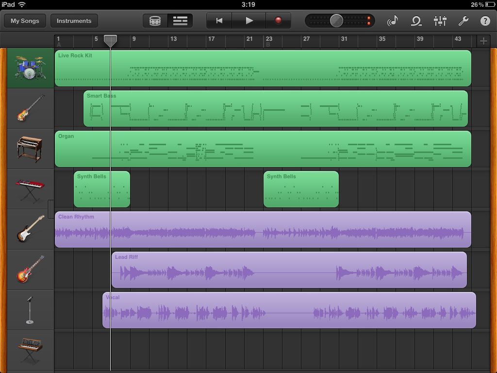 Learn how to Create Great Songs in GarageBand for iPad