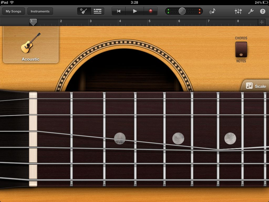 garageband for ipad hands on why it 39 s ideal for beginners what you may not know cdm create. Black Bedroom Furniture Sets. Home Design Ideas