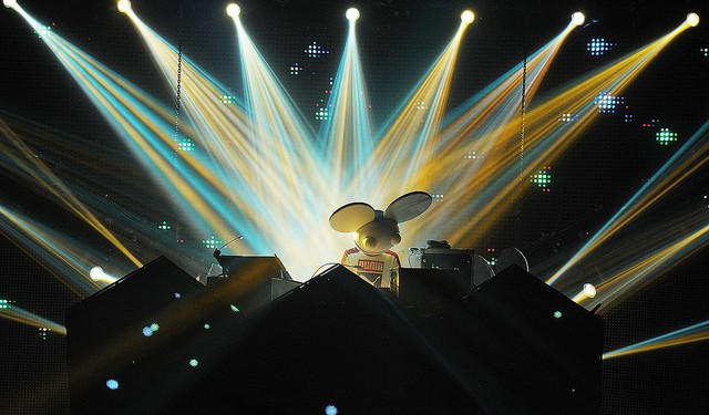 Deadmau5 Performs At The Chelsea At The Cosmopolitan Of Las Vegas