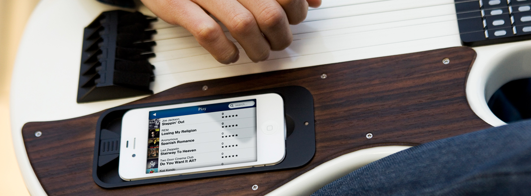 gTar, Digital Guitar that Scales from Easy Mode Up