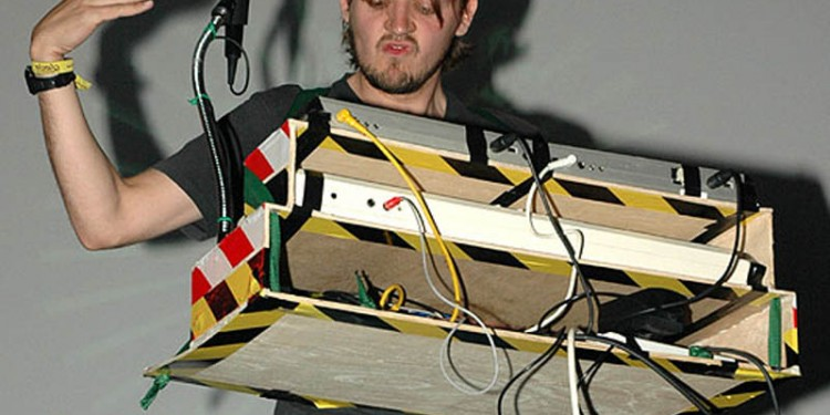 What you need to know: Ceephax Acid Crew is one of the few people who can carry the burden of an all-hardware live performance - literally.