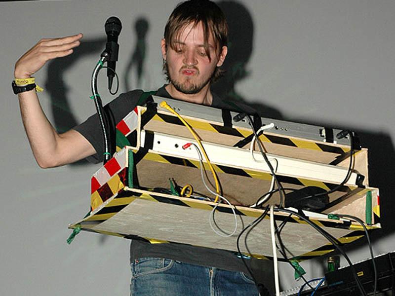 Ceephax Acid Crew | Free Internet Radio | Slacker Radio