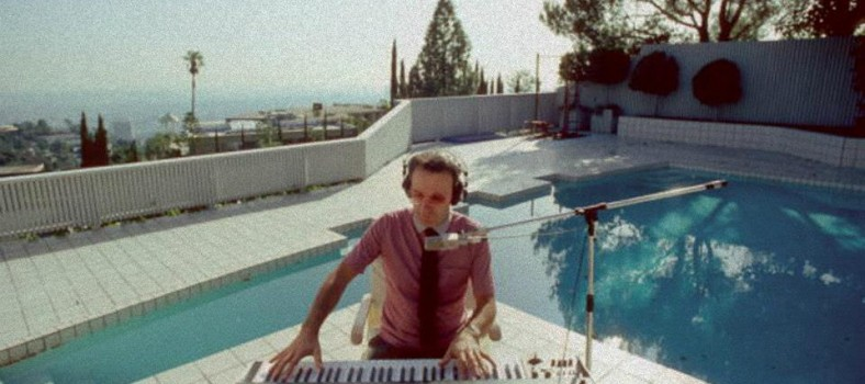 """""""I don't always make music by the pool, but when I do, I use Roland."""" Like a boss: Giorgio Moroder."""