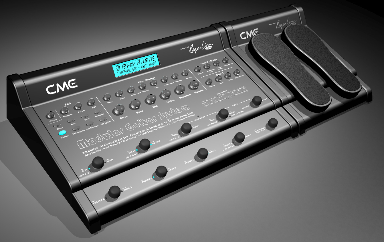 roger drum machine