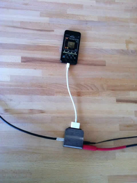 Crazy Iphone Cable
