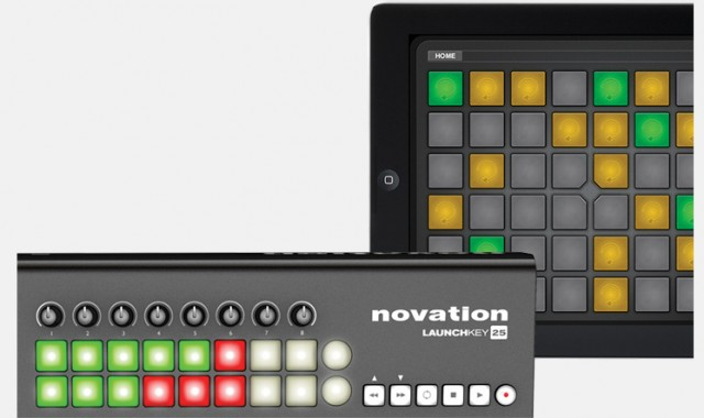The Launchpad is reborn as an app, that extends a keyboard - and doesn't need a computer.