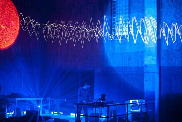 Biosphere performing in Sweden. Photo: Henrik Strömberg.