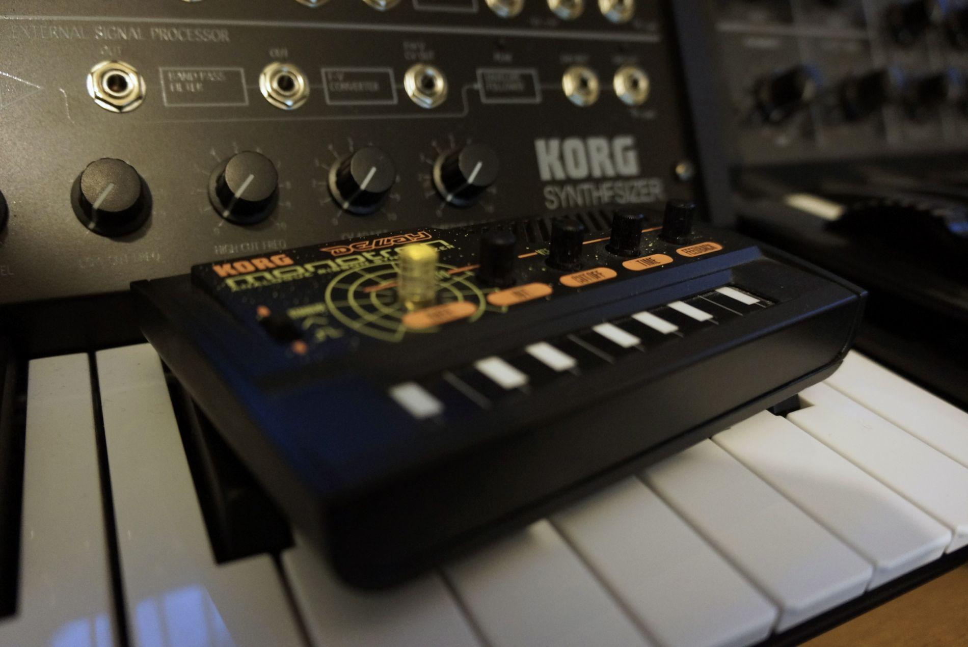 Tested: MS-20 Mini versus Original MS-20, in the Studio