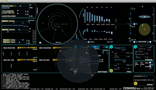 Sci Fi Control Levers : Insane starship control panel controls sound morphing