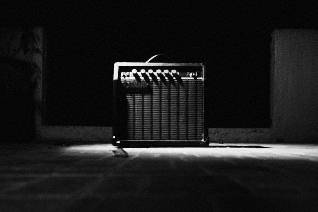 """Noise,"" interpreted by Bernardo Chang."