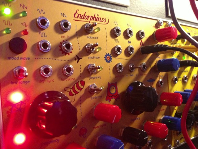 Bride of Buchla? All-analog oscillator modules from Endorphin might be even closer to the original Buchla spirit - while introducing some twists of their own.