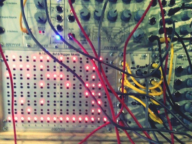 The original Eurorack: Dieter Doepfer started a small revolution in modular, and he's still a benchmark in synth building.