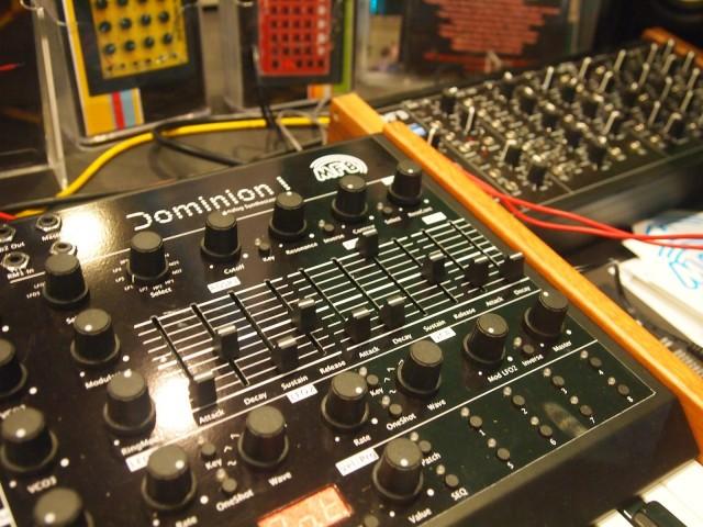 Upcoming Dominion keyboard.