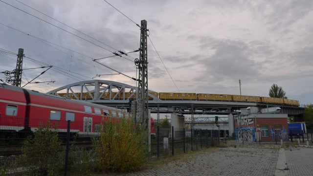 Berlin, a city on the move, in transformation, is the next site for Cusack's audio journalism. This is actually the Gleisdreieck train station, so not the sites mentioned in the story, but ... yes, here it is. (Sorry, should be specific given the absurd number of CDM readers in Berlin.) -Ed.