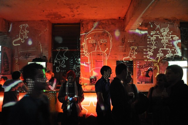 Buzzing in Linz: Houztekk's underground cred vibrates from Austria outward. Photo courtesy the label.