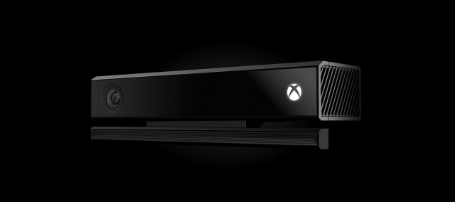 The new, svelte-looking Kinect. It's not that it looks better, though, that matters: it's that it sees better. Courtesy Microsoft.