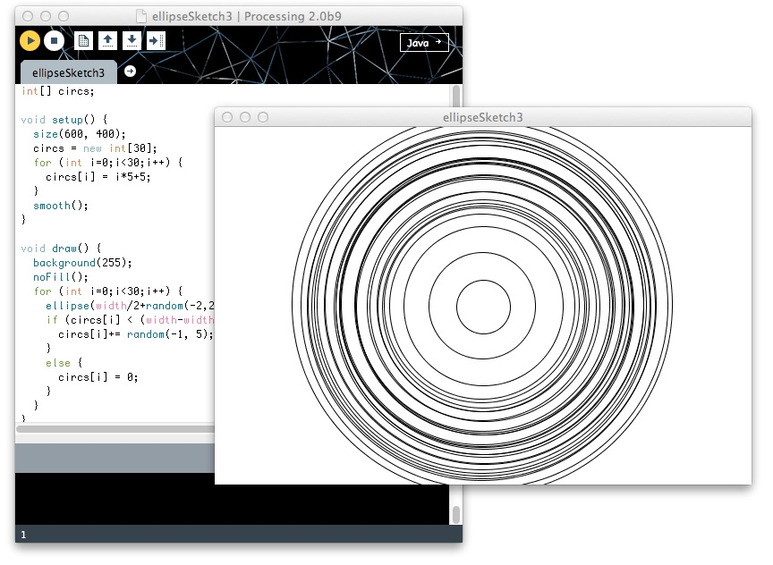 Creative Coding, Evolved: Processing Nears 2 0 Release With