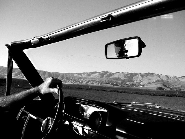 Best way to drive: convertible. By which, of course, we mean laptops that mutate into tablets. Photo (CC-BY) emdot.