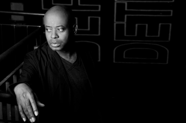 if your summer needs heat, you could do worse than starting with Juan Atkins. The techno legend is warming up New York this weekend, hot on the heels of another epic collaboration with Moritz von Oswald. Flying Berlin to America is still a trick, but at least the musical connections are nonstop. Photo courtesy the artist.